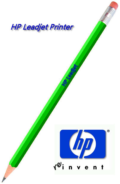 The new HP Leadjet Green Printer