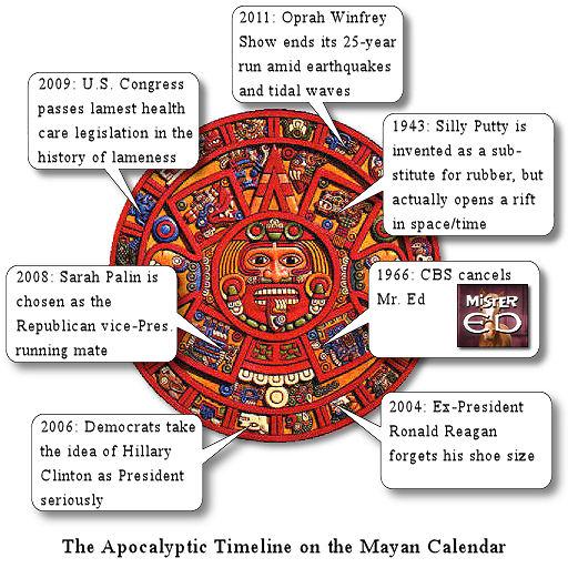 Mayan Apocalyse