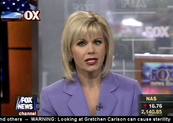 Fake Pictures Of Gretchen Carlson Solo