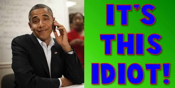 ObamaIdiot