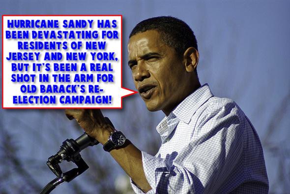 ObamaSandy