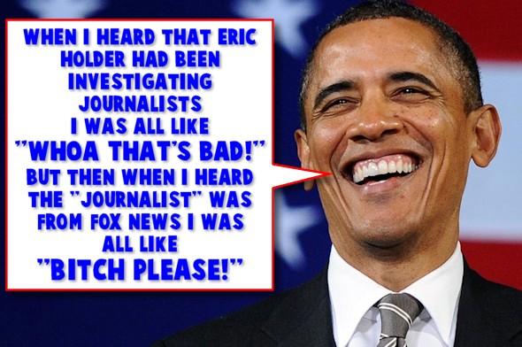 ObamaFoxPlease