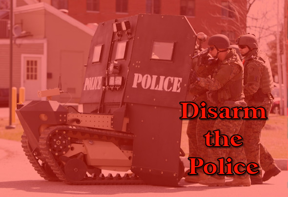 DisarmThePolice